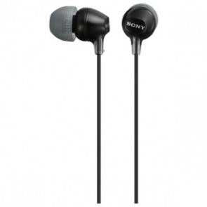 Auricolari Sony MDR EX15LP in-ear Nero