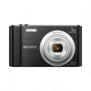 Fotocamera Compatta Sony DSCW800B Nero