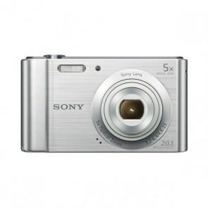 Fotocamera Compatta Sony DSCW800S Argento