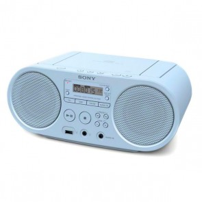 Radio CD Sony ZS-PS50 Azzurro