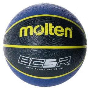 Pallone da Basket Molten BC5R2-KB Gomma (Taglia 5)