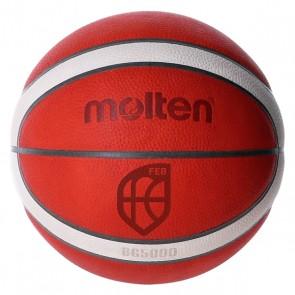 Pallone da Basket Molten B7G5000 Pelle (Taglia 7)