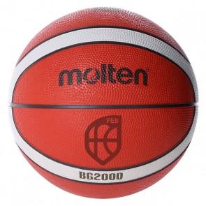 Pallone da Basket Molten B5G2000 (Taglia 5)