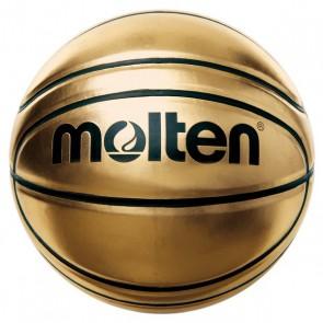 Pallone da Basket Molten BGSL7  Oro Pelle Sintetica (Taglia 7)