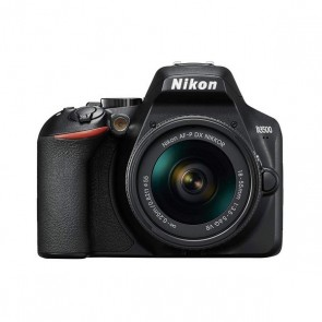 Macchina fotografica reflex Nikon D3500 24,2 MP Full HD SD Bluetooth Nero