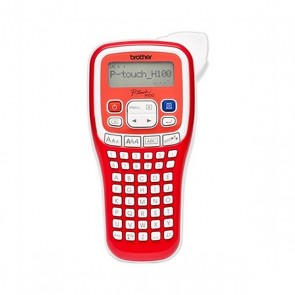 Etichettatrice Elettrica Brother PTH100RXG1 Rosso