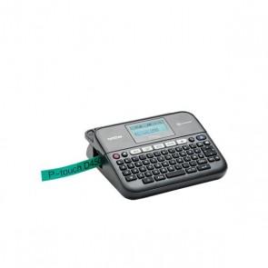 Etichettatrice Elettrica con Tastiera e Connessione PC Brother FIMITE0159 PTD450VPUR1 Qwerty (65) LED 6 x AA (LR6/HR6)