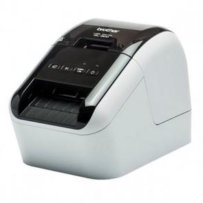 Stampante Termica Brother QL800ZX1 USB Bianco