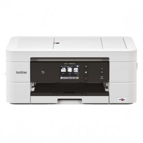 Stampante Multifunzione Brother MFCJ895DW 12 ppm WIFI Fax Bianco