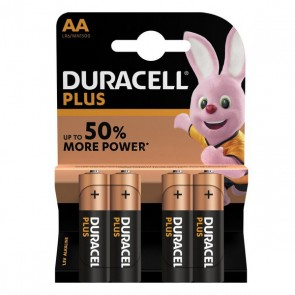 Batterie Plus Power Lr06 DURACELL (4 uds)