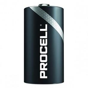 Batteria Alcalina DURACELL DURPROLR20C10 LR20 1.5 V (10 uds)