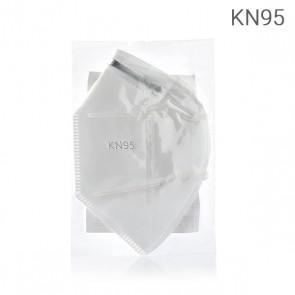 Mascherina Autofiltrante a 5 Strati KN95 (1 Ud) FFP2 Protezione