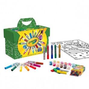 Set di colori Pinta Y Colorea Crayola (55 pcs)