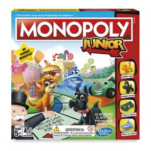 Gioco da Tavolo Monopoly Junior Hasbro