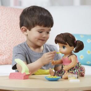 Baby Alive Martina Spaghettina (Bruna) Hasbro