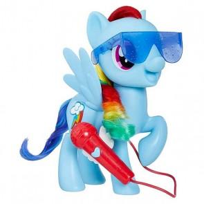 My Little Pony Rainbow Dash Canta con Me Hasbro