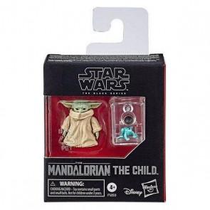 Personaggi d'Azione Star Wars Mandalorian The Child Hasbro (3 cm)