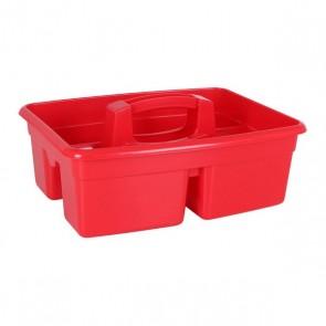 Cestino Multiuso Plastica Rosso