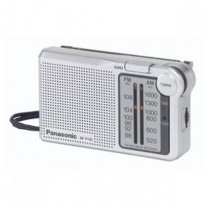 Radio Portatile Panasonic RFP150 Argentato