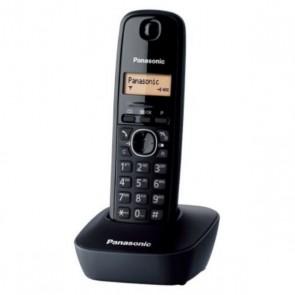 Telefono Senza Fili Panasonic KX-TG1611SPH Nero
