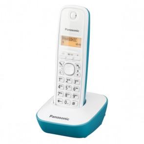 Telefono Senza Fili Panasonic KX-TG1611SPC DECT Bianco
