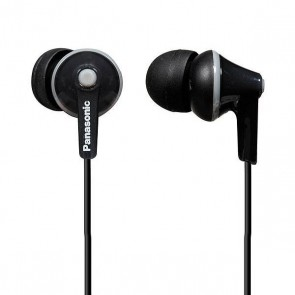 Auricolari Panasonic RP-HJE125E in-ear Nero