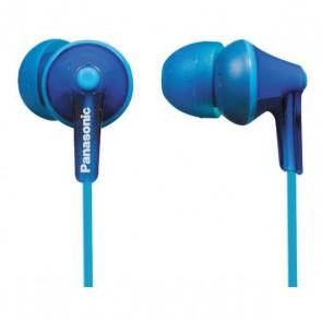 Auricolari Panasonic RP-HJE125E in-ear Azzurro