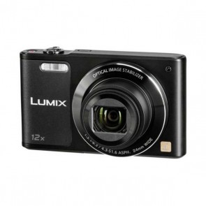 Fotocamera Compatta Panasonic DMC-SZ10 Nero