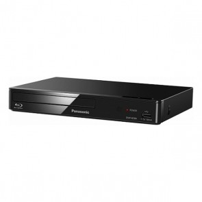 Riproduttore Blu-Ray Panasonic Corp. DMP-BD84EG-K LAN Nero