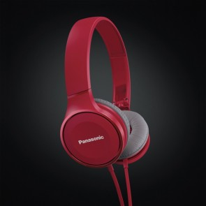 Auricolari Panasonic RP-HF100E-P Rosa