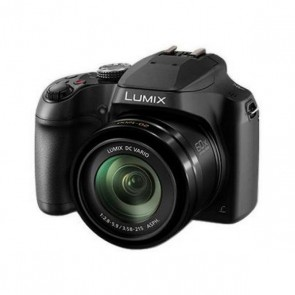Fotocamera Compatta Panasonic DC-FZ82EG-K WIFI Nero