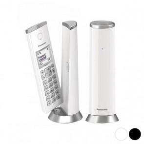 "Telefono Senza Fili Panasonic Corp. KX-TGK212SPW 1,5"" LCD DECT"