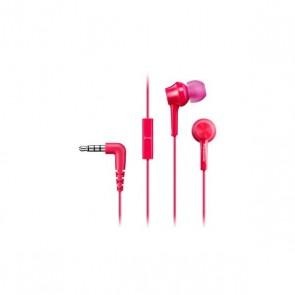 Auricolari con Microfono In-ear Panasonic Corp. RP-TCM115E Rosa