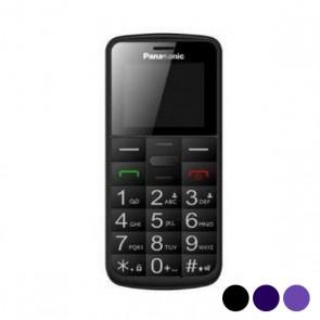 "Cellulare per anziani Panasonic Corp. KX-TU110EX 1,77"" TFT Bluetooth LED"