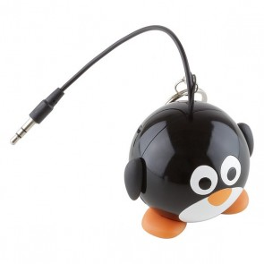 Altoparlante Portatile Kitsound Pinguino