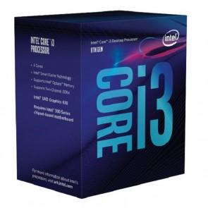 Processore Intel Core™ i3-8100 3,6 Ghz 6 MB LGA 1151 BOX