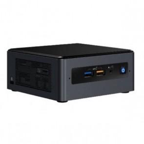Mini PC Intel NUC8i7BEH i7-8559U WiFi Bluetooth LAN Nero