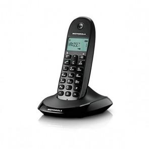 Telefono Senza Fili Motorola C1001 Nero