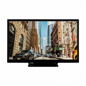 "Televisione Toshiba 24W1963DG 24"" HD Ready LED HDMI Nero"