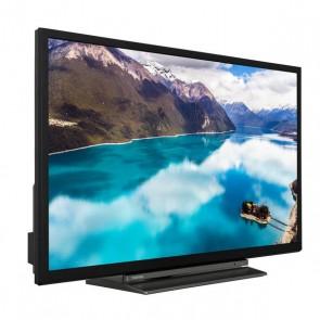 """Smart TV Toshiba 24WK3A63DG 24"""" HD Ready LED LAN Nero"""