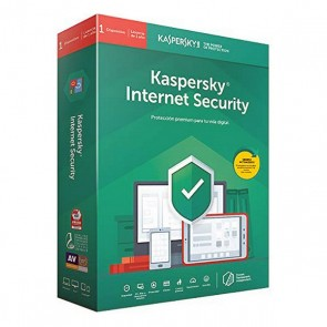 Antivirus Casa Kaspersky Internet Security MD 2020 (3 Dispositivi)
