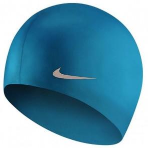 Cuffia da Nuoto Junior Nike TESS0106-458 Azzurro (Taglia unica)