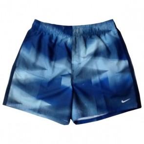 Costume da Bagno Uomo Nike Ness8526 416 Azzurro