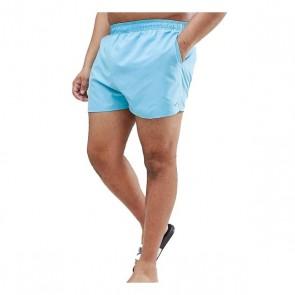 Costume da Bagno Uomo Nike 7 Volley Short Azzurro