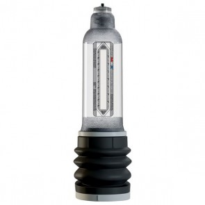 Pompa per Pene Hydromax X40 Cristallo Bathmate HM40CC