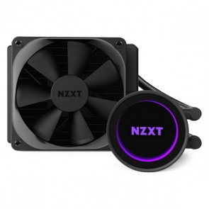 Kit Refrigerante NZXT RL-KRM22-01 Ø 12 cm Nero
