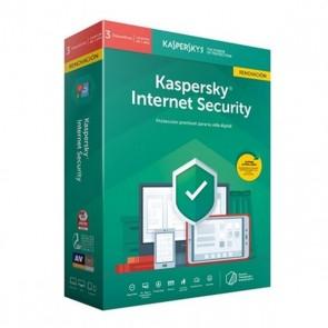 Antivirus Casa Kaspersky Internet Security MD 2019 RN Windows macOS