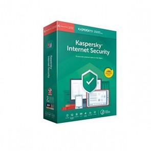 Antivirus Casa Kaspersky Internet Security Multi-Device 2019 (4 dispositivi)