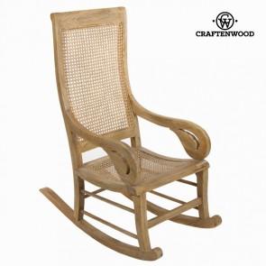 Sedia a Dondolo Teak (55 x 110 x 113 cm) by Craftenwood