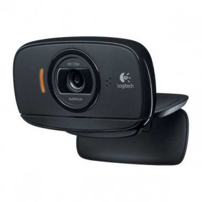 Webcam Logitech 960-000842 Full HD USB 2.0 Nero